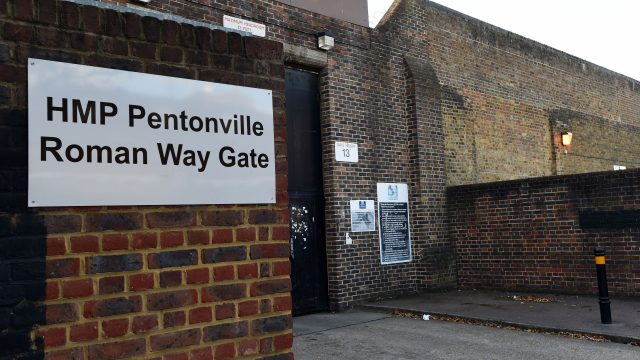 Jurors were taken to Pentonville Prison after being shown photographs of the layout