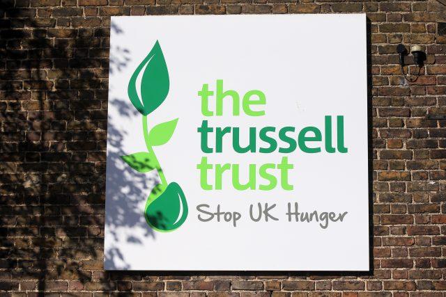 The Trussell Trust Brent Foodbank, Neasden, London