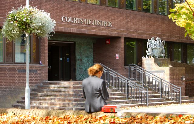 Portsmouth Crown Court (Chris Ison/PA)