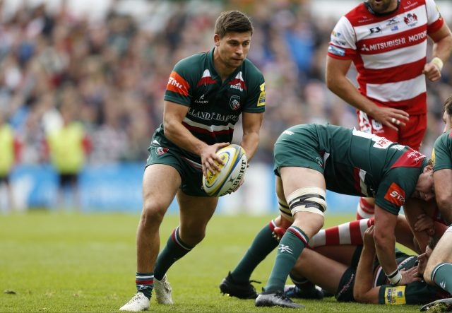 Ben Youngs scored two tries
