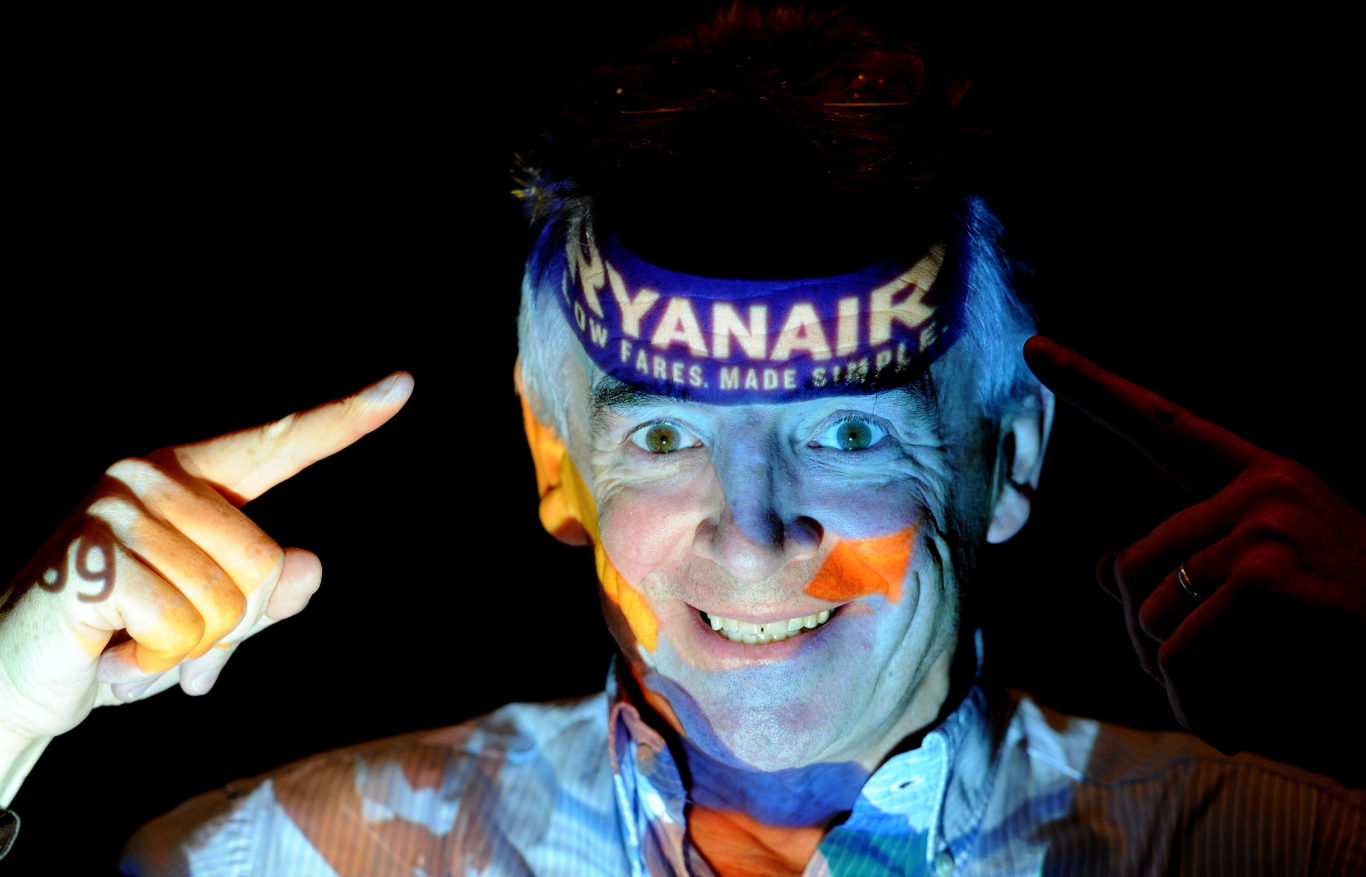 Michael O'Leary (Nick Ansell/PA)