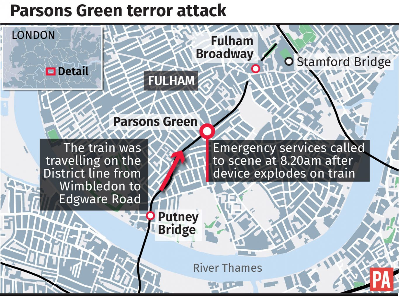London police arrest 2 more in subway bombing investigation