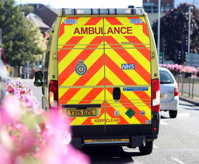 Private ambulance spending rise in England by 22% in two years