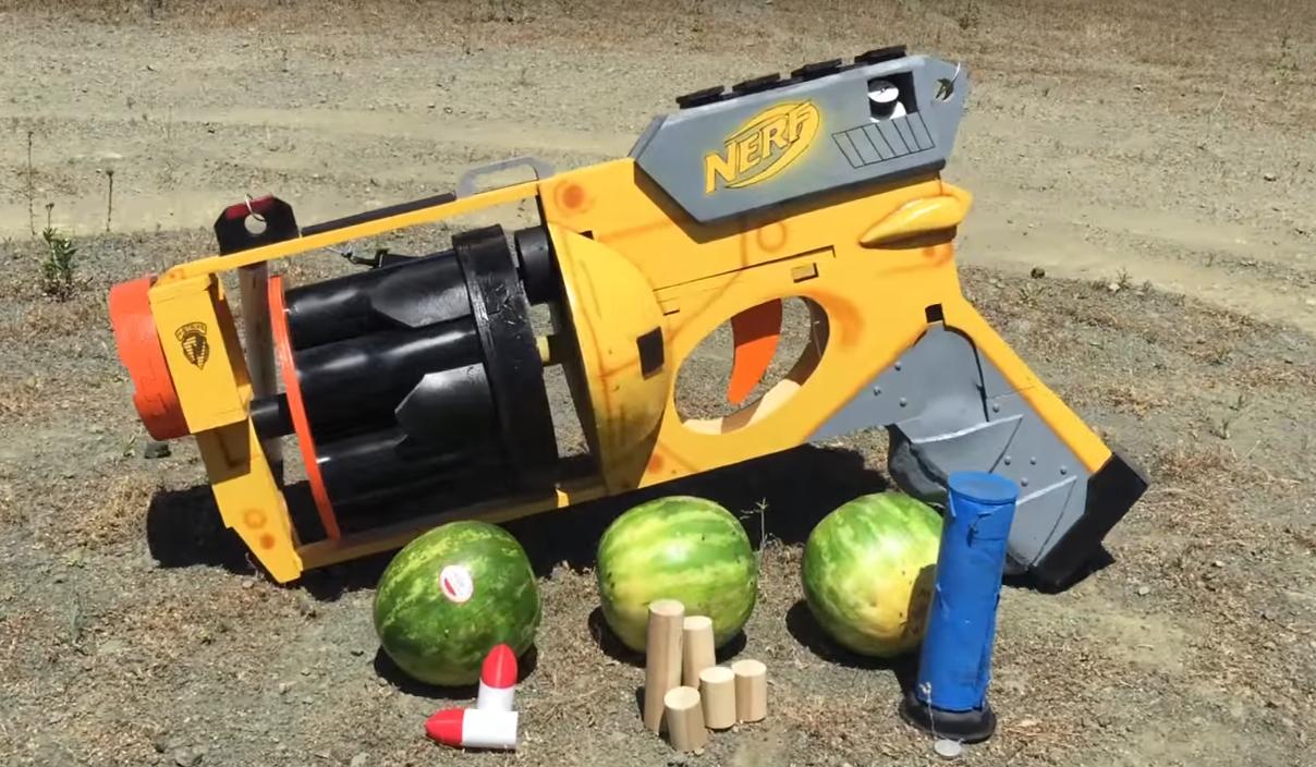 (25) Sear Carbine Homemade Nerf Blaster Full Tutorial! - YouTube |  Paintball | Pinterest | Rubber band gun, Tutorials and Rubber bands