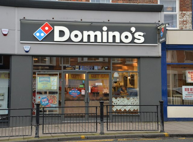 Domino's in Scarborough