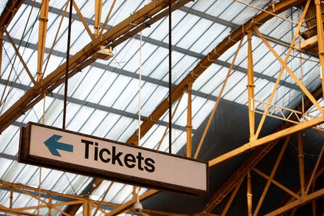 Manchester Victoria rail station