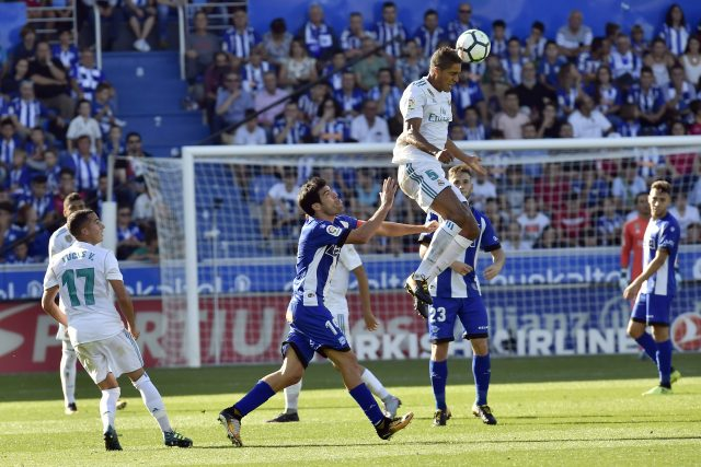 Updates from La Liga trip to Alaves for Cristiano Ronaldo and co