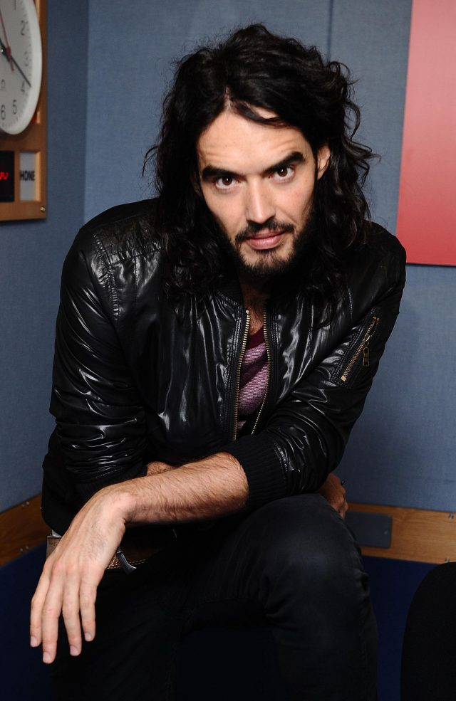 Russell Brand suggested drugs should be decriminalised