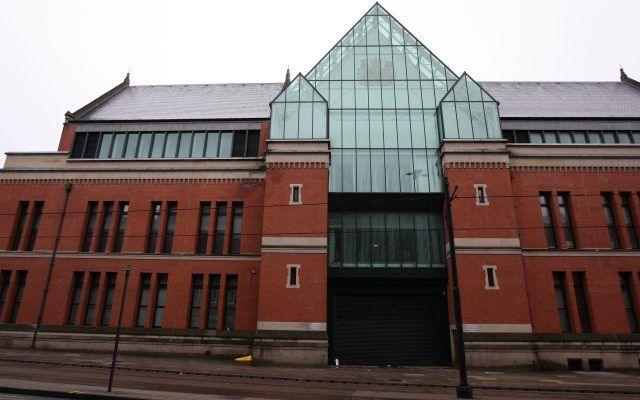 Minshull Street Crown Court in Manchester