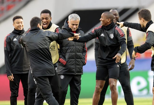 Jose Mourino has a depleted squad in Moscow