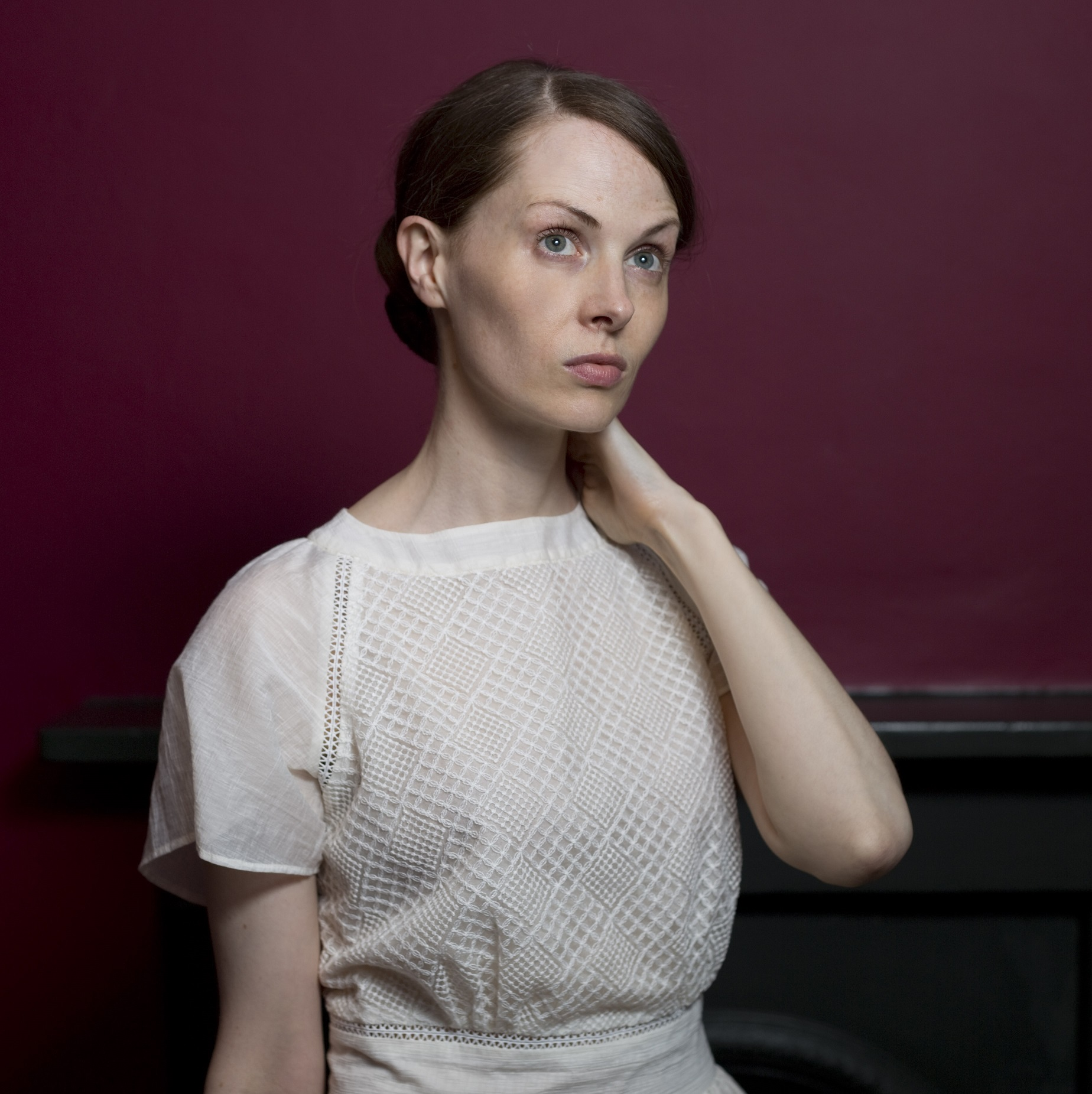 Gwendoline Riley (Picture by Adrian Lourie/Writer Pictures)