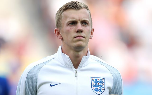 James Ward-Prowse is pressing for an England call-up (Nick Potts/PA)