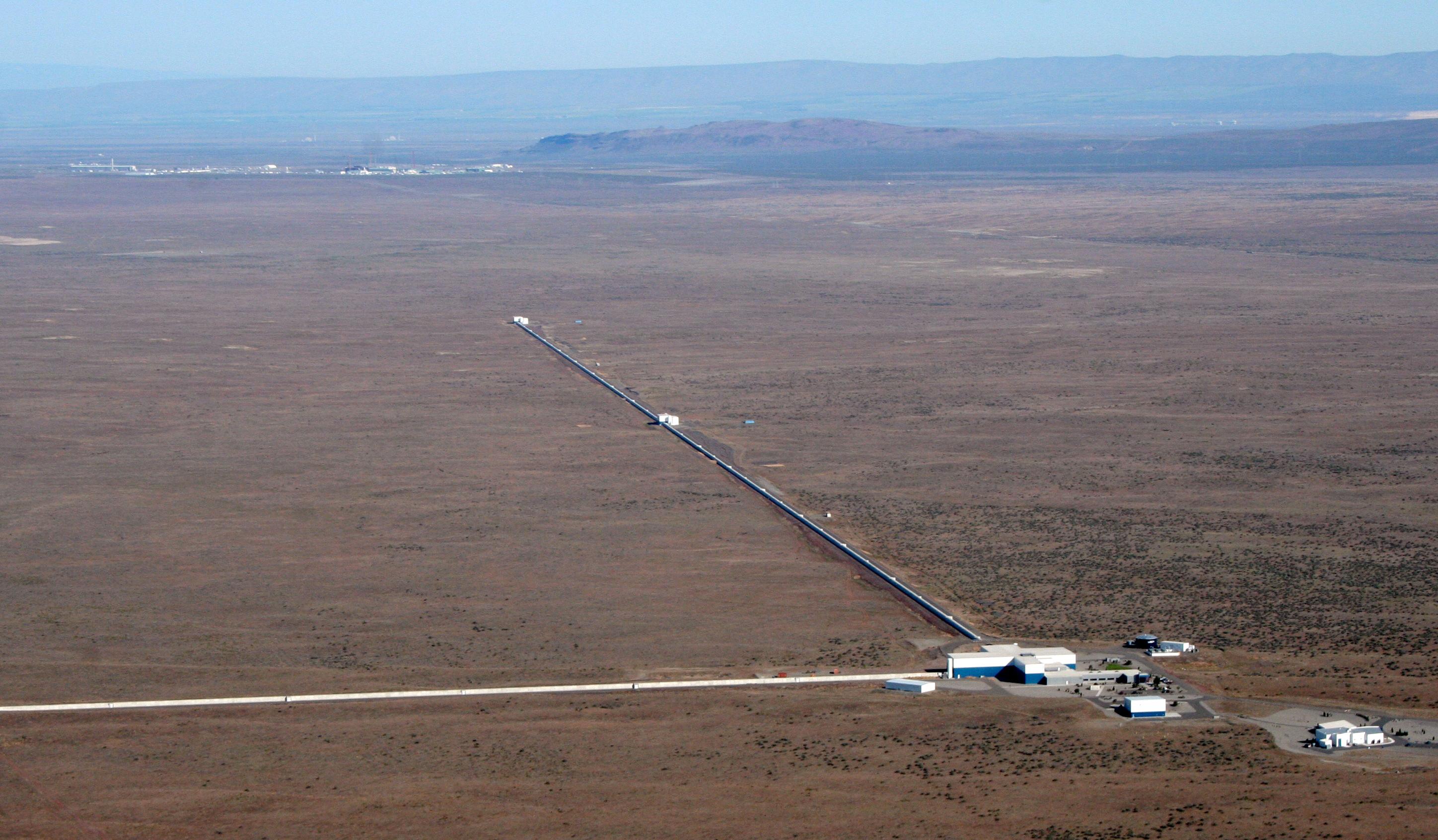 The LIGO in Washington (LIGO/Caltech/MIT/Sonoma State/Aurore Simonnet)