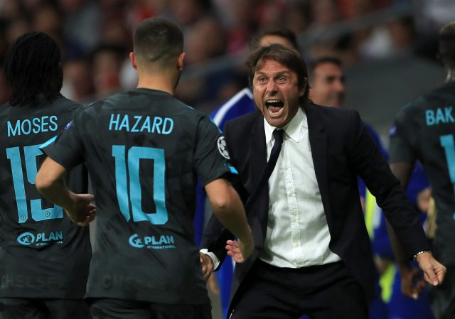 Antonio Conte's side pulled off an impressive victory