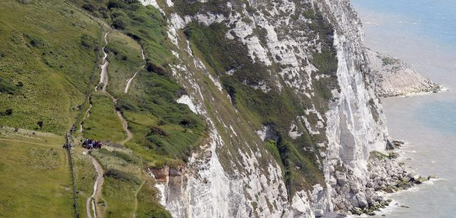 An appeal to protect the White Cliffs of Dover has reached over £1m