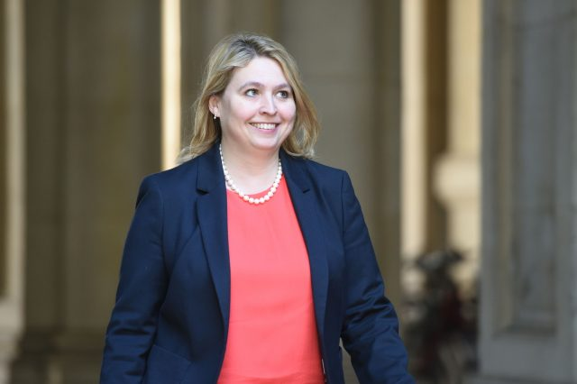 Culture Secretary Karen Bradley (David Mirzoeff/PA)