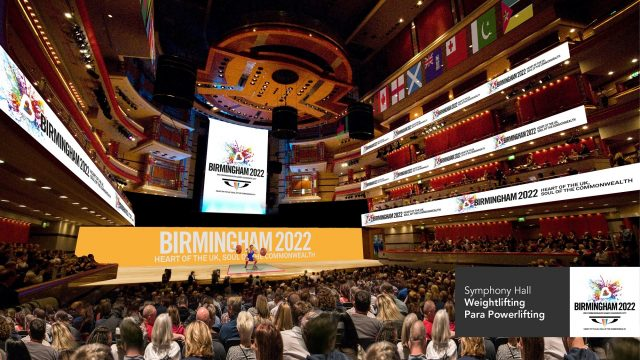 Artist's impression of the Symphony Hall in Birmingham (Birmingham City Council/PA)