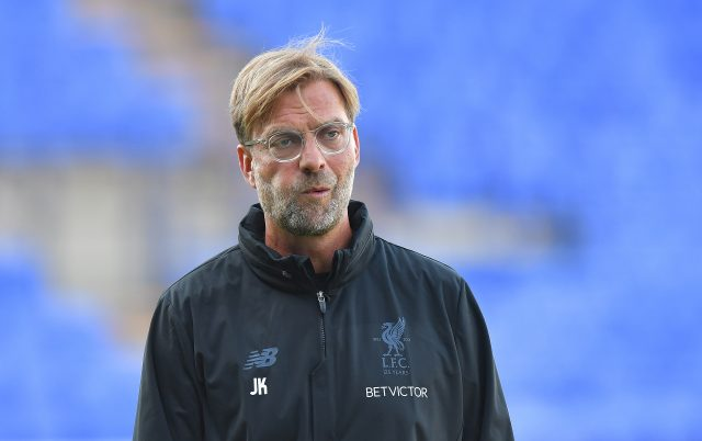 Jurgen Klopp is not thrilled with the prospect of a Christmas Eve game