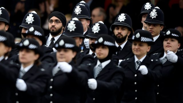 Labour have calculated that some 2,688 police officers and staff could be at risk if numbers have to be cut to fund the rise
