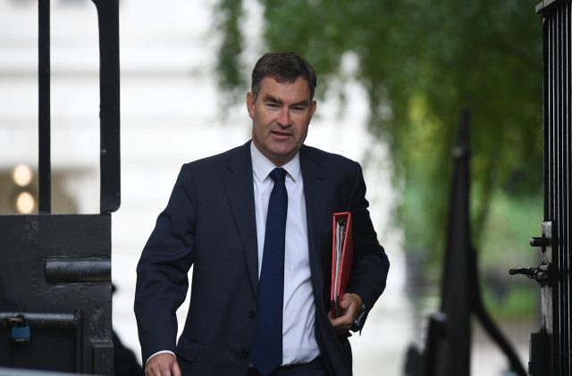 Work and Pensions Secretary David Gauke is expected to announce some changes to the plan (PA)