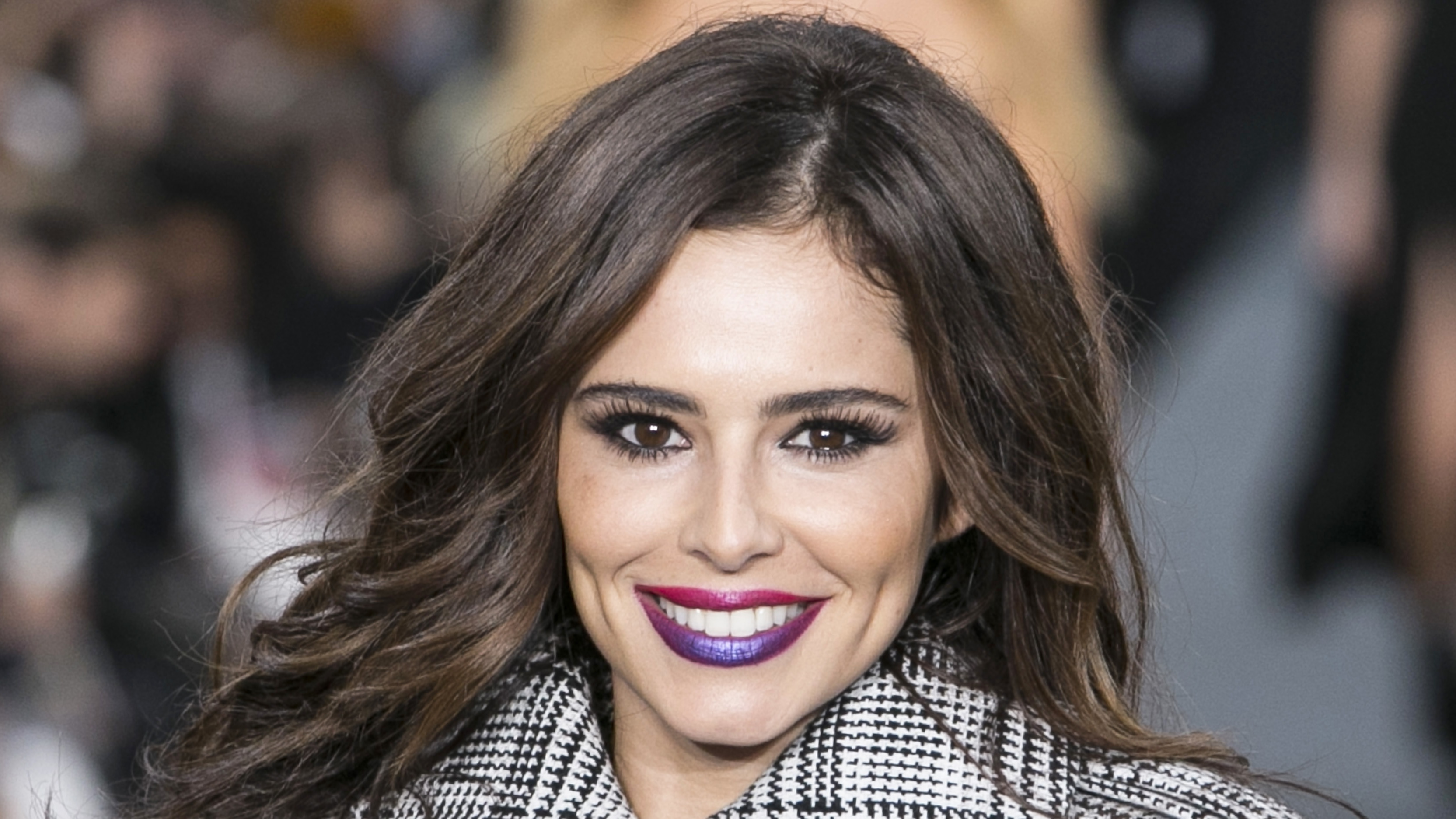 Watch Cheryl model at Paris Fashion Week here!