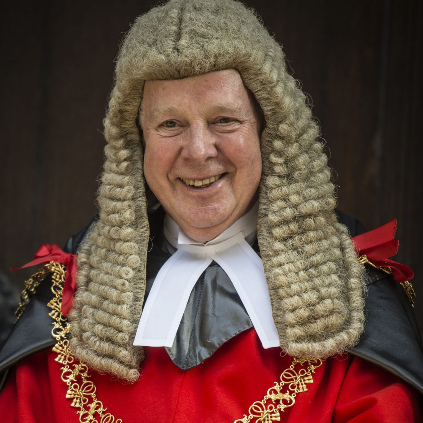 Lord Thomas has been replaced by Lord Justice Burnett after retiring (Lauren Hurley/PA)