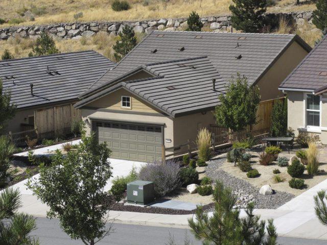 Stephen Paddock's home in Reno, Nevada