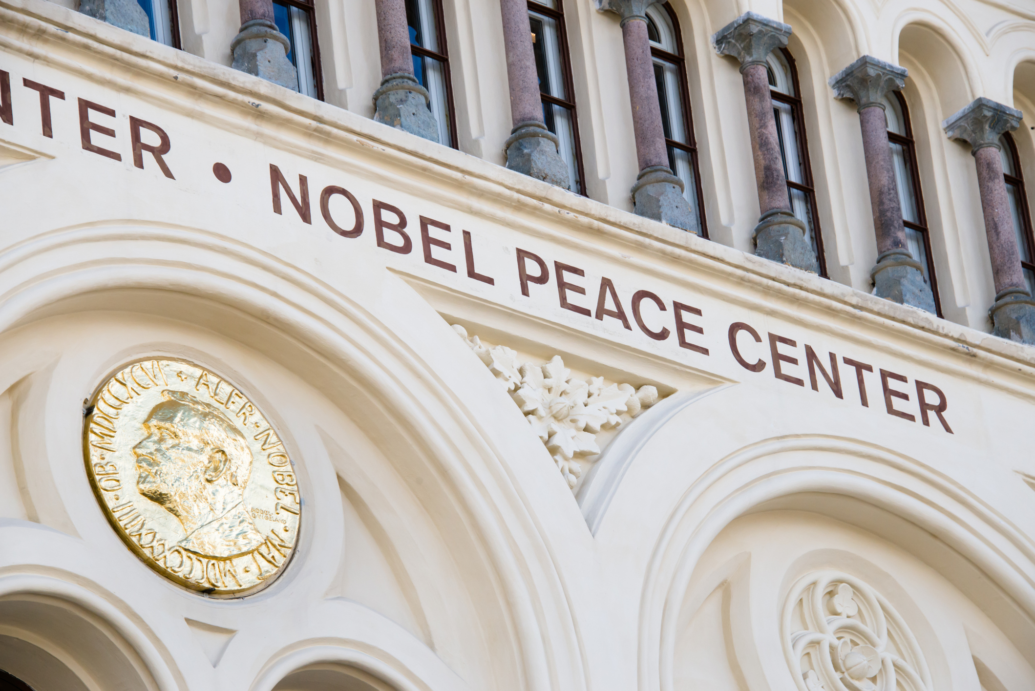 Nobel Peace Centre in Oslo (rrodrickbeiler/Getty Images)