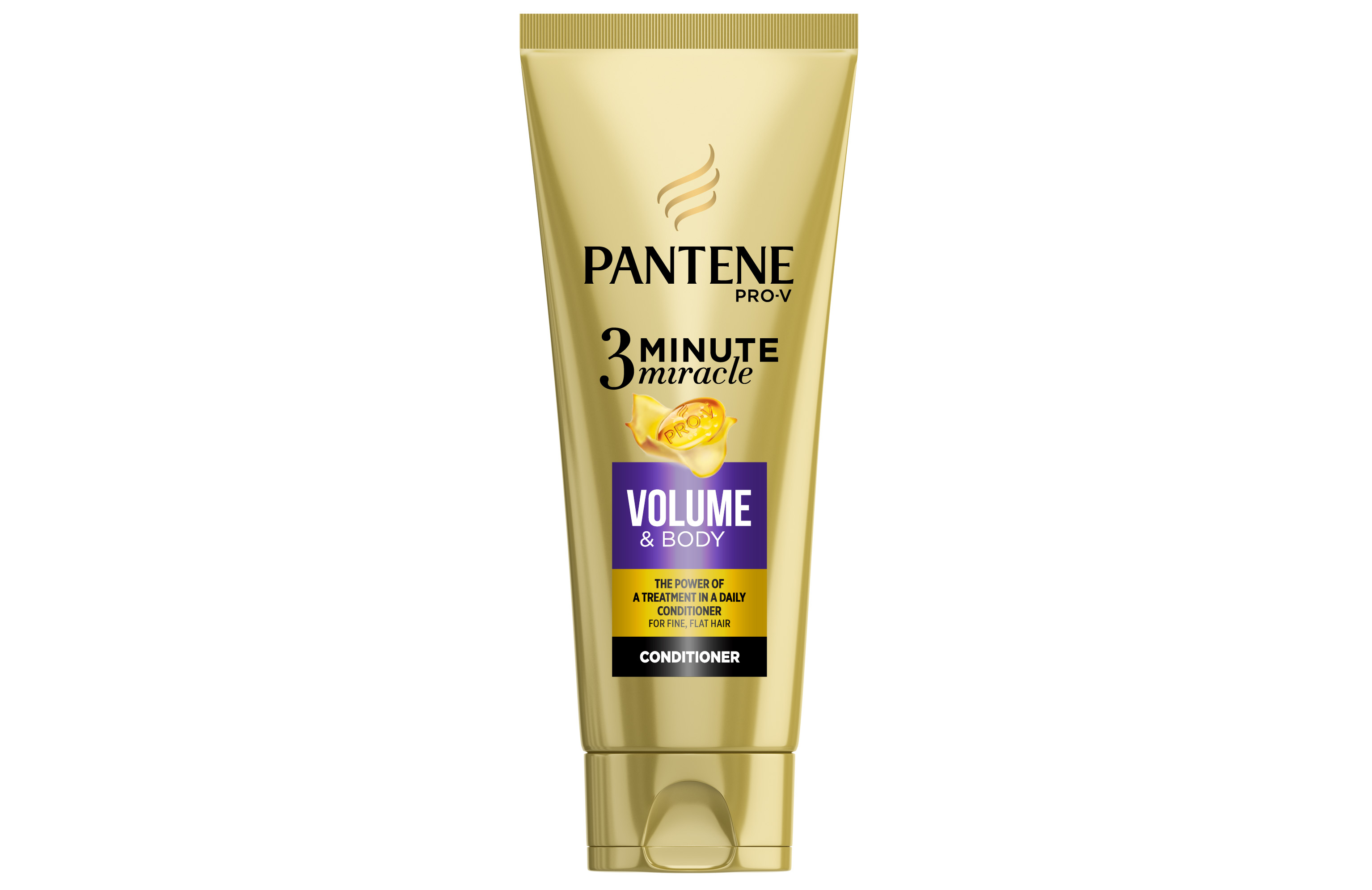 Pantene 3 Minute Miracle Volume & Body
