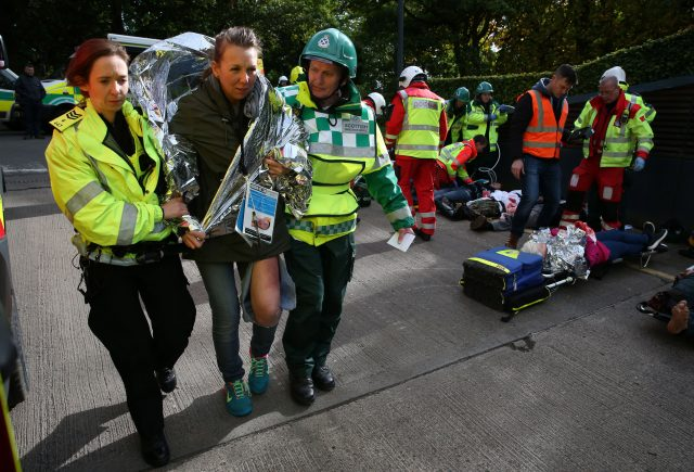 Ambulance personnel