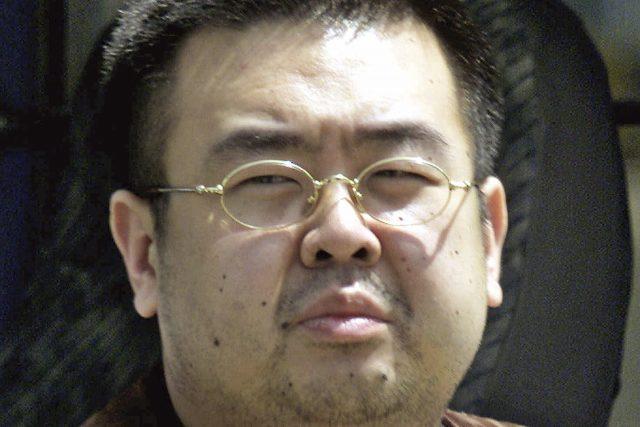Kim Jong Nam, exiled half-brother of North Korea's leader Kim Jong Un (Shizuo Kambayashi/AP
