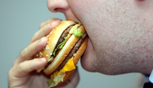 The products contained more salt than a McDonald's hamburger(Steve Parsons/PA)