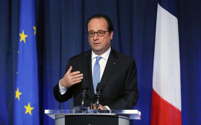 Francois Hollande (Niall Carson/PA)