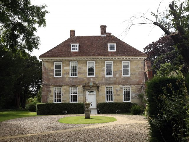 Arundells, the former home of Sir Edward Heath in Salisbury