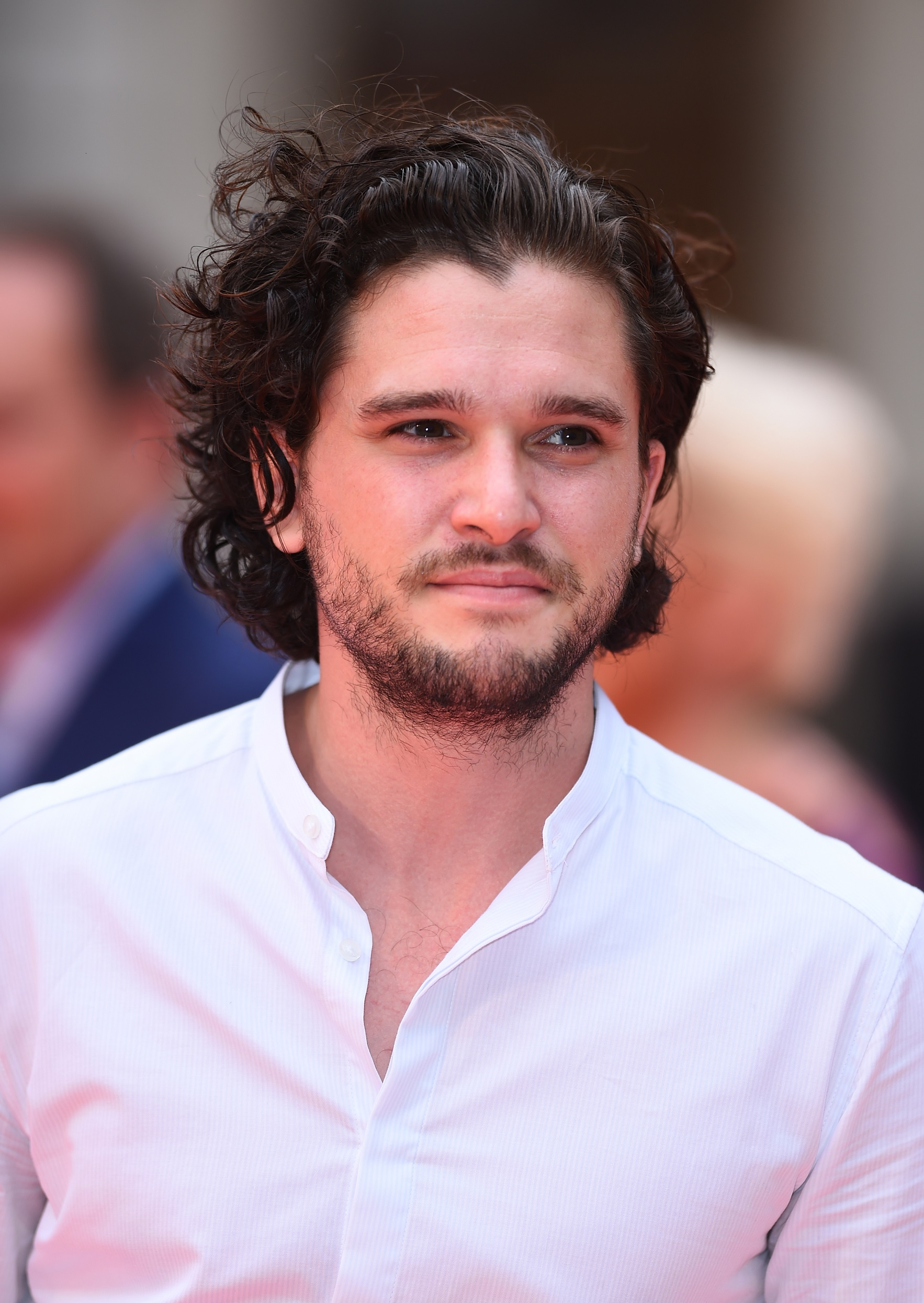 Kit Harington talks about his bottom and a Game Of Thrones wedding ...