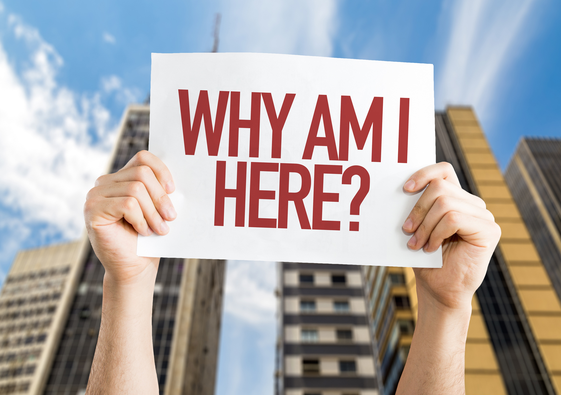 People will imposter syndrome feel like they don't belong where they are (Thinkstock/PA)