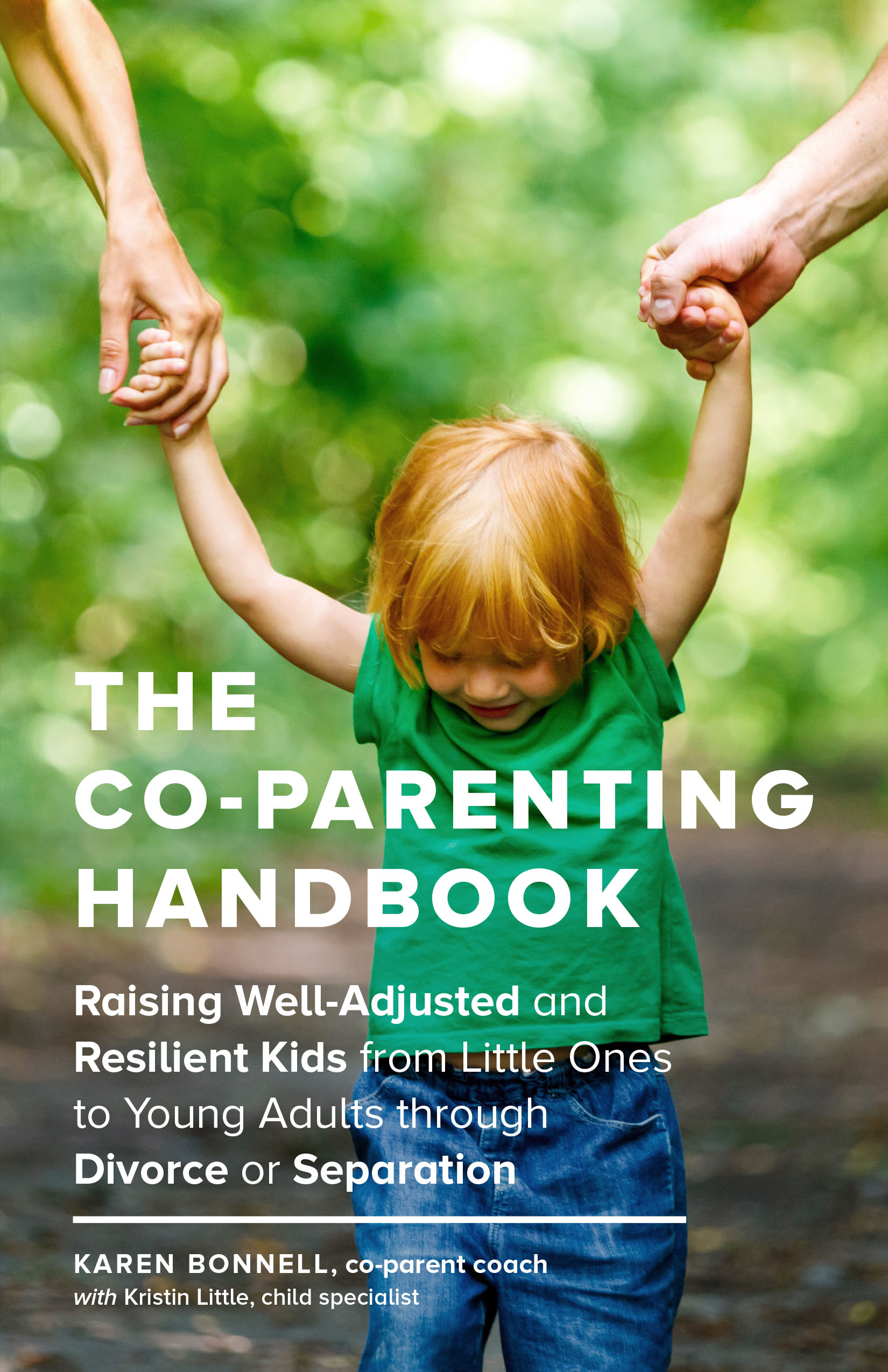 The cover image of The Co-Parenting Handbook (Sasquatch Books/PA)