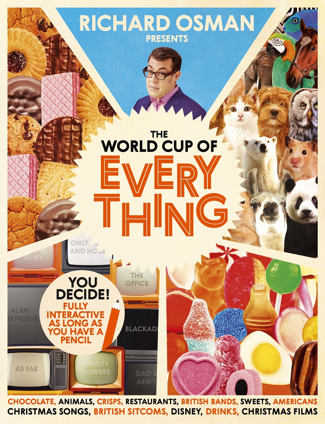 Richard Osman's The World Cup of Everything