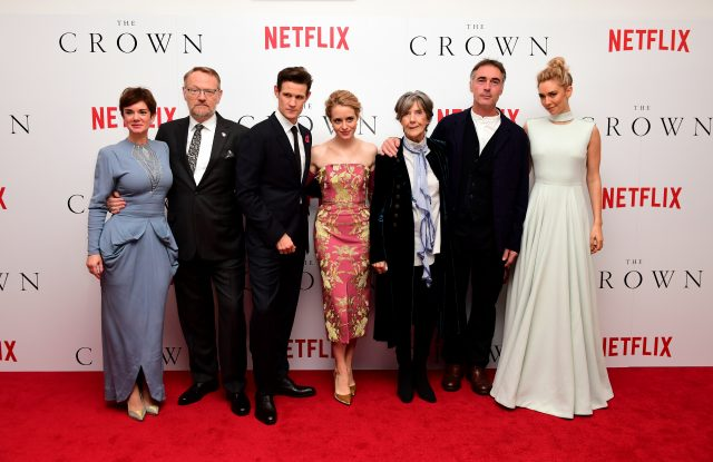 Cast of The Crown