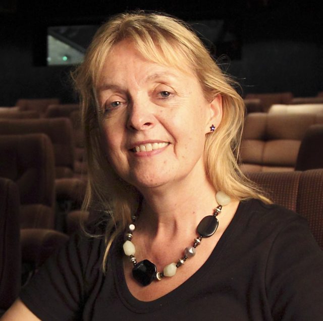Kate Kinninmont, an award-winning producer and director and chief executive of Women In Film & TV.