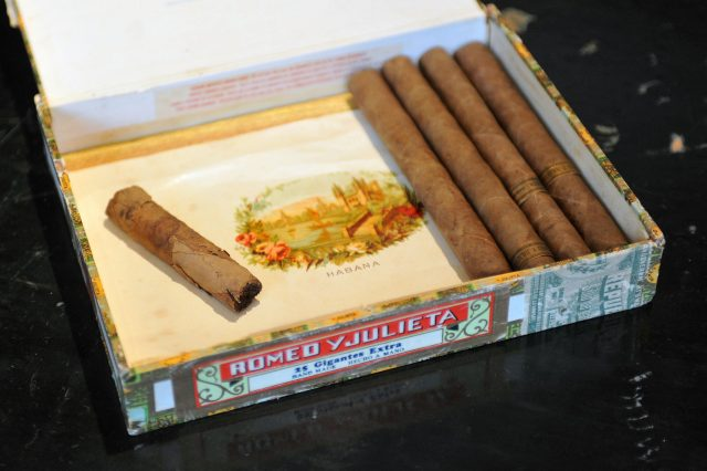 Winston Churchill cigars