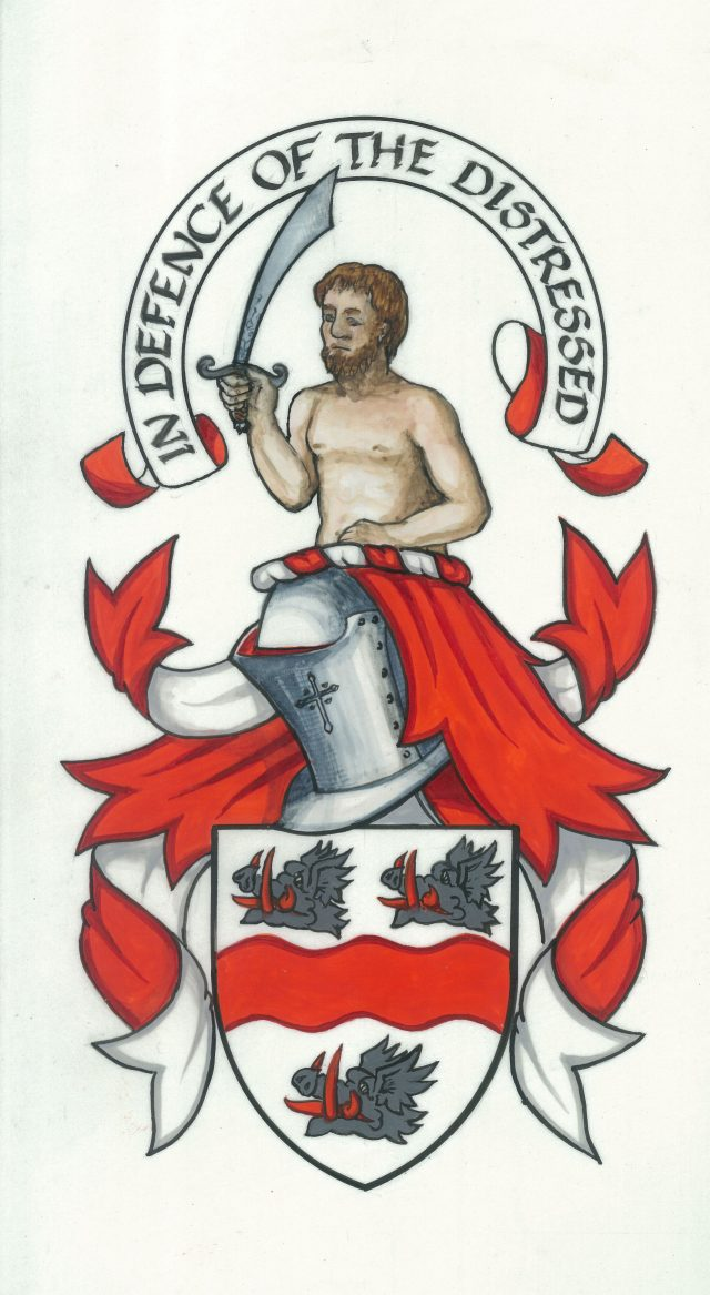 Allardice Coat of Arms