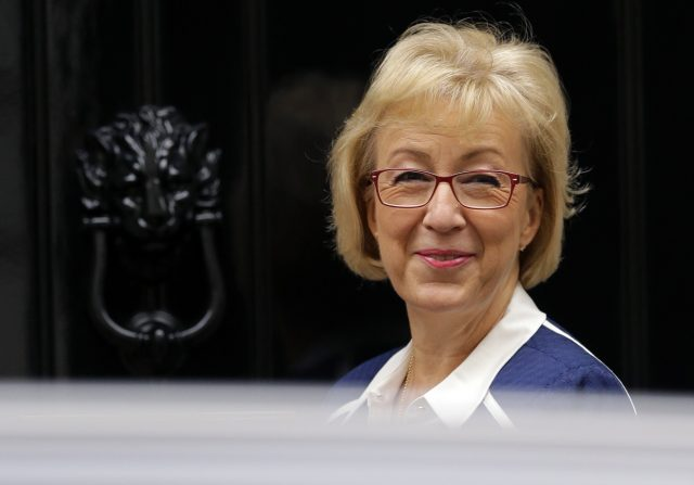 Leader of the House of Commons Andrea Leadsom. (Alastair Grant/AP/PA)