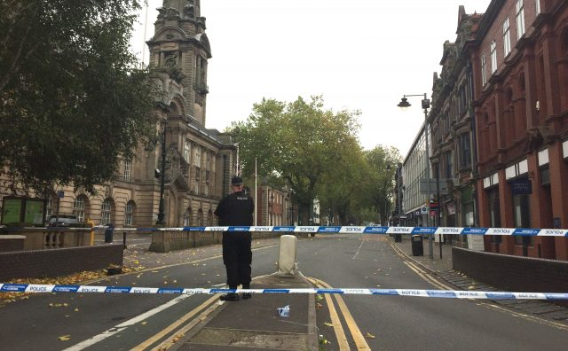 Teenager, 19, critical after fight outside boxing venue