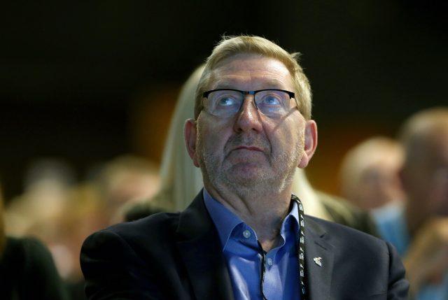 Unite General secretary Len McCluskey (Gareth Fuller/PA)
