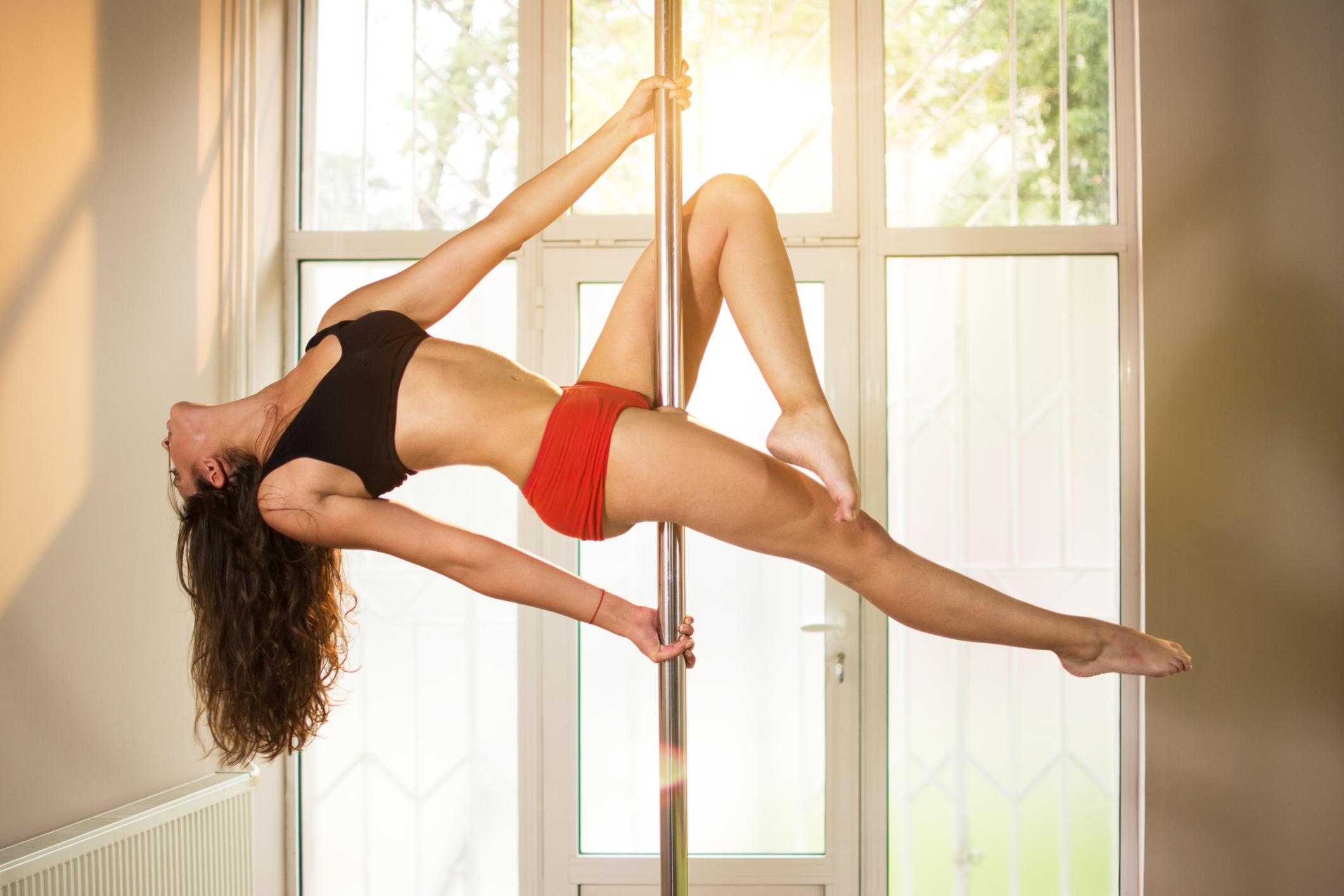 Generic photo of woman pole dancing (Thinkstock/PA)