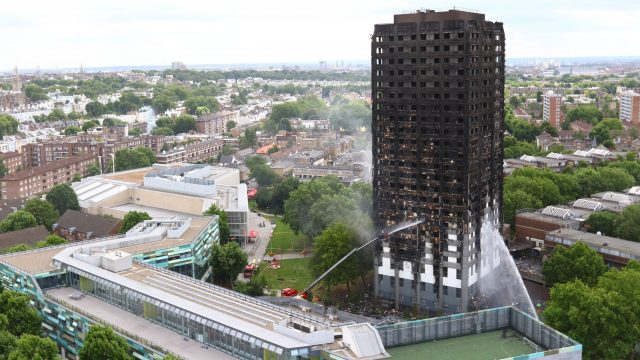 The issue around faulty white goods was also tragically underlined by the devastating Grenfell Tower fire in June