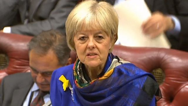 Baroness Hayter of Kentish Town called on the Government to make the recall of dangerous goods mandatory