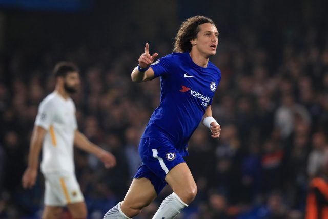 David Luiz scored a stunning goal