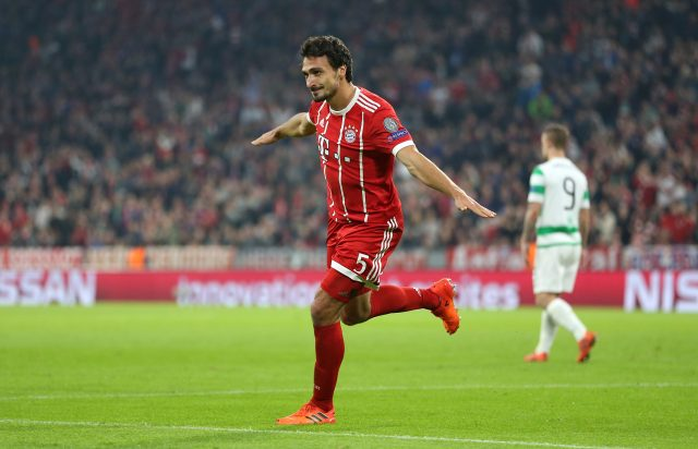Mats Hummels made it 3-0